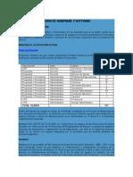 Planes de Adquisicion de Hardware y Software