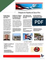 Boletín Cuba de Verdad Nº 72-2015