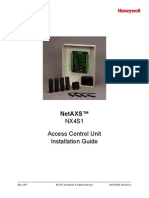 Honeywell Access NX4S1
