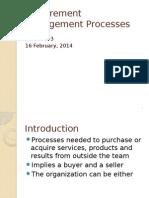 Procurement - Lecture03 150214
