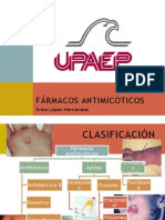 Fármacos Antimicóticos