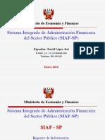 Clase Nº 05 - 03 Febrero - SIAF
