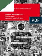Diagnose Mittelstand 2012 Engl. Kurzversion