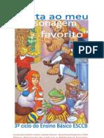 Cartas personagem favorita