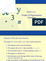 grphs of trig fnctns