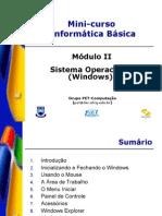 Mini-Curso Informática Básica