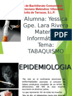 Tabaquismo y Sus Efectos