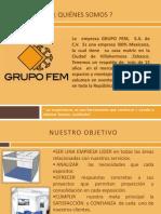 Presentacion Grupo Fem