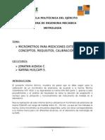 Informe Metrologia Micrometros Listo[1]