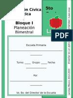 5to Grado - Bloque 1 - Formación C y E