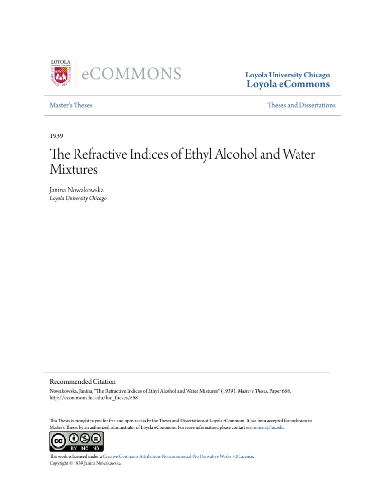 the refractive indices of ethyl alcohol and water mixtures36221 Curso Autocad 2014 #17