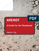A Guide for the Perplexed - Arendt