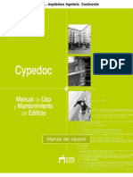 Cypedoc. Manual de uso y mantenimiento del edificio - Manual del Usuario.pdf