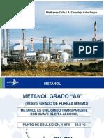 Perspectivas de La Producción de Metanol en Magallanes