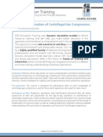 Control and Operation of Centrifugal Gas Compressors