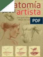 (Daniel Carter) Anatomia Para El Artista