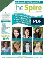 The Spire April 28, 2015