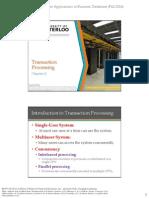 18 Transaction Processing