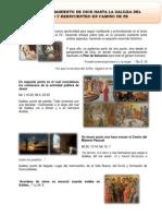 Conexion entre el Jesùs Histôrico y El Cristo de La Fe