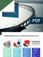 Manual de GeManual de gestion para las Instituciones Educativasstión Para Las Instituciones Educativas