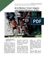 Cronica de Deportistas de La Armada- Redactado por