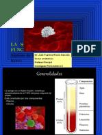 1. Sangre Características y Funciones