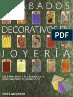 Acabados Decorativos en Joyeria Jinks McGrath
