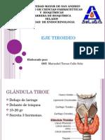 eje tiroideo