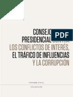 Consejo Asesor Anticorrupción