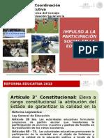 Consejos de Participación Social SEP Puebla