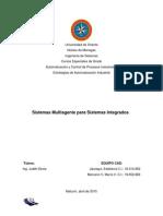 Unidad v - Tema 6 Sistemas Multiagente Para Sistemas Integrados - CAD