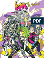 Jem and the Holograms #2 Preview