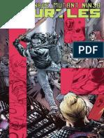 Teenage Mutant Ninja Turtles #45 Preview