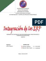 Unidad III - Tema 3 Integración de Los ERP - CAD