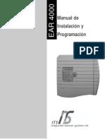 Ear4000 Instalacion y Prog.