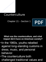 chapter 21 - section 1 - counterculture