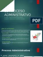 El Proceso Administratvo