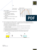 Física MRU Evaluación
