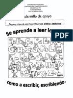 Ejercicios Hipotesis Silabico Alfabetico
