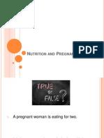 pregnancy presentation (dariella)
