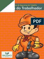 Cartilha Trabalhador da Construção Civil
