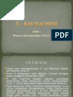 x - Ray Machine Prezz