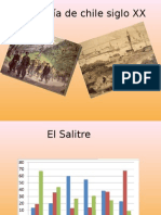 Economia chilena siglo xx