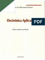 Indice Elelctronica Aplicada