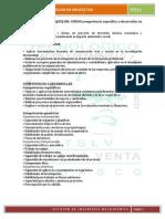 Temario de Formulación y Evaluación de Proyectos