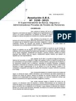 Reglamento de Transparencia en Contratacion de Seguros - 3199-2013