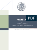 Revista TFJFA Abril 2015