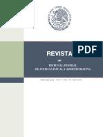 Revista TFJFA Abril 2015