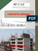 1.0 INTRODUCCION- CONCRETO ARMADO I