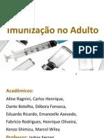 Vacinação no adulto